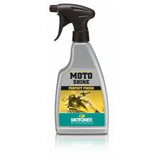 Motorex Moto Shine Glanzspray mit Farbaufrischer 500ml