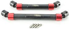 Treal Traxxas TRX-4 Steel Front & Rear Center Drive Shaft Set
