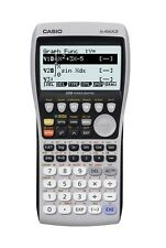 Casio fx-9860GII Advanced Graphic Calculator + USB Cable - A-level & IB Maths