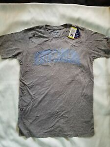 Champion Men's NCAA University of North Carolina T-Shirt in Heather Gray, Medium