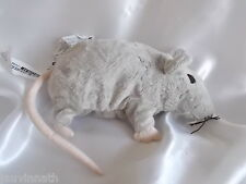 Doudou rat, souris gris, Ikéa,  Blankie/Lovey/Newborn toy