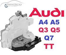 Serratura Audi A4 B8 A5 Q3 Q5 Q7 TT Chiusura Elettrica Porta Anteriore Destra
