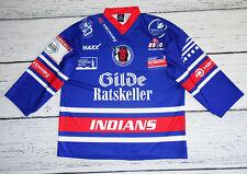 HARDWAY Men's EC HANNOVER INDIANS #10 Eishockey Die 1. Bundesliga ! L
