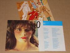 LIO -s/t- LP  mit Beilage , Minimal Synth