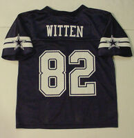NWT Jason Witten 82 Dallas Cowboys Jersey Toddler Youth Boys MESH Sz 4T or 7