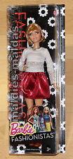 Barbie fashionistas glam fiesta con horror spitzentop Petite dmf25 nuevo/en el embalaje original muñeca