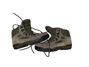 Vasque Alpha GTX 7473 W/Gore-tex Women's GRAY Suede Hiking/Trail Boots SIZE 9