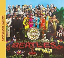 Sgt. Pepper's Lonely Hearts Club Band [50th Anniversary] - The Beatles (CD)
