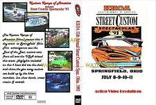 KKOA STREET CUSTOM SPECTACULAR 93 DVD  hot rod rat  nhnn