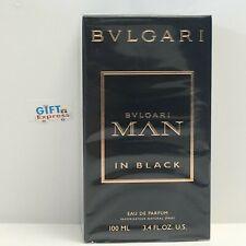 BVLGARI MAN IN BLACK 3.4 /3.3OZ EDP SPRAY FOR MEN NEW IN A BOX BY BVLGARI