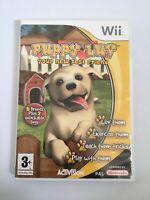 Puppy Luv (Wii / Wii U) - PAL - Very Good *** FAST & FREE ***