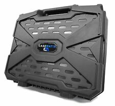 HOBBYCASE RC Transmitter Case and Accessories Carry Bag – Fits Remote Control ,