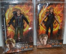 2 NECA HUNGER GAMES PEETA MELLARK Action Figures Series 1 & Series 2