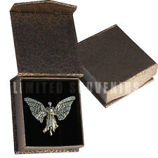 Clockwork Angel Pendant Box Mortal Instruments Necklace Infernal Devices Protect