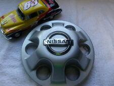 Nissan Wheels Silver Custom Wheel Center Cap 40315-7SOOO