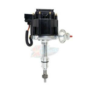 Ford Small Block SBF V8 HEI Conversion Distributor Black Cap 221 260 289 302 5.0