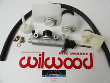 "Universal Brake or T5 T56 Hydraulic Clutch Master Cylinder Kit 7/8"" Bore Wilwood"