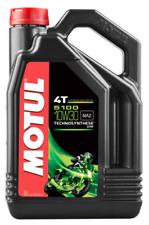 Olio 10w30 4t 4l Motul Hc-5100 Sintetico -