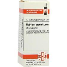 NATRIUM ARSENICOSUM C 30 Globuli 10g PZN 7175027