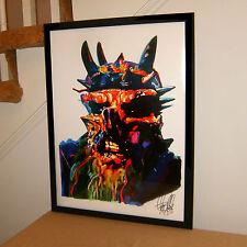 Oderus Urungus Dave Brockie GWAR Thrash Metal Music Poster Print Wall Art 18x24