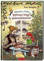 Pettersson kriegt Weihnachtsbesuch von Nordqvist, Sven   Buch   Zustand gut