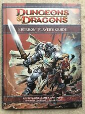 Eberron Player's Guide - DnD 4th Edition - WoTC 239657200 OOP