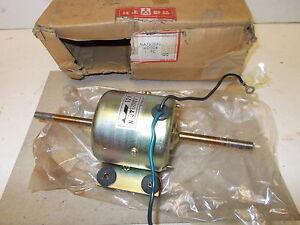 Mopar NOS Air Cond.Blower Motor Assy. 71-74 Dodge Colt