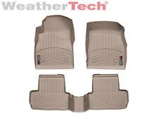 WeatherTech FloorLiner Mat for Buick Verano - 2012-2017 - 1st/2nd Row - Tan