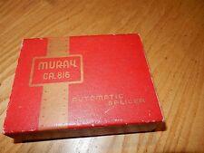 MURAY  8 mm MOVIE FILM SPLICER  BOXED  LITTLE USED  MODEL CA816   HEAVY