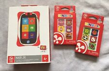 NEW Nabi Jr Tablet Toddler Pre-School Tablet Learning Games