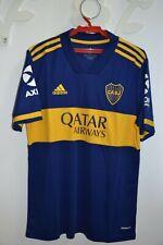 Maglia Calcio Boca Juniors Adidas # 10 TEVEZ Made in Argentina