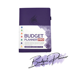 Budget Planner Expense Tracker Notebook Budgeting Journal Finance Planning