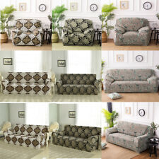 NEW Stretch Chair Sofa Cover 1 2 3 4Seater Protector Couch Cover Cover Slipcover