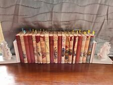 Enid Blyton. Famous Five #19Books.H/C/D/J.Date 54 to 62. Some 1st edition. F/P.