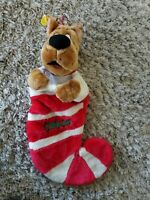 Cool Vintage Scooby Doo Animated Talking Christmas Stocking by Gemmy Industries