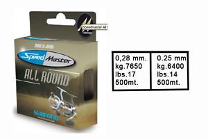 Fishing Line Shimano Speed Master All Round