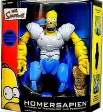WowWee Homersapien Robersapien RC Remote Control Large Robot New & Sealed Rare