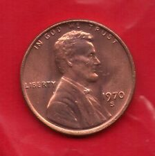 1970 S Penny**UNC**SELL-OFF**Slot Filler or Starter Coin**(70S0213)
