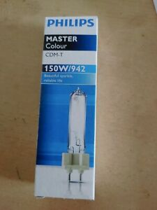 Philips Master Colour CDM-T 150W/942  Sockel G12 neu Original verpackt