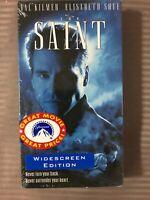 The Saint VHS Val Kilmer Elisabeth Shue NEW SEALED ACTION