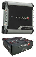 Stetsom HL800.4 - 2 Ohms Car Audio High Line Amplifier 4 Channels Amp HL800 900W