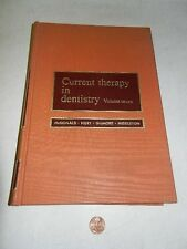 Current Therapy in Dentistry, vol 7, by McDonald, Hurt, Gilmore, Middleton, 1980