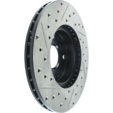 Rear Left 1 Pack StopTech 127.45041L Sport Drilled//Slotted Brake Rotor