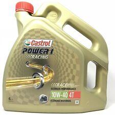 4 Liter Castrol Power 1 Racing 4T 10W-40