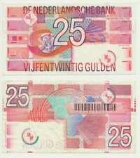 Nederland 25 Gulden 1989 Roodborstje