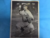 1936 National Chicle Premiums R311 MICKEY COCHRANE Glossy Finish Detroit Tigers