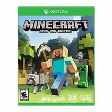Minecraft For Xbox One Very Good 4Z