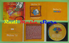 CD MIDEM 97 compilation 1997 JIMMY CLIFF MASSIMO DI CATALDO SANDII (C24) no mc