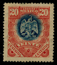 ak36 Mexico #300 20ctv 1899 issue Mint Original Gum Est $5-10 VF