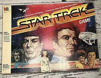 Star Trek the Motion Picture Game Vintage 1979 Milton Bradley Nice Condition